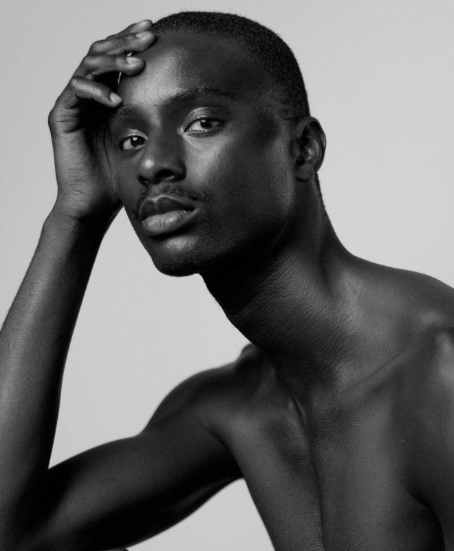 Aly Ndiaye - Men image