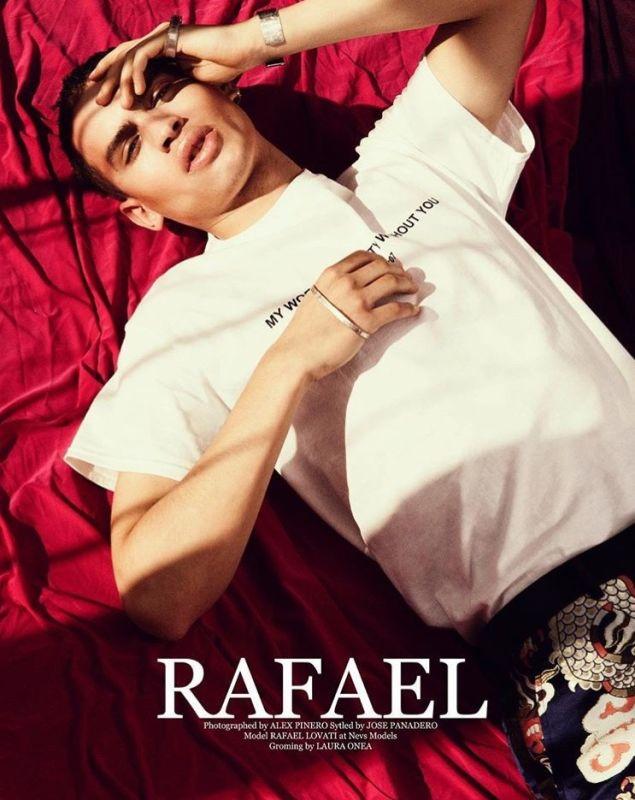 Rafael Lovati - Men mainboard