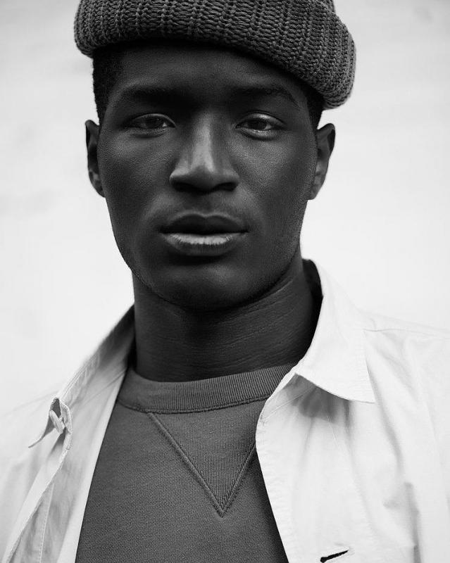 Taj Primus-Dawson - Men image