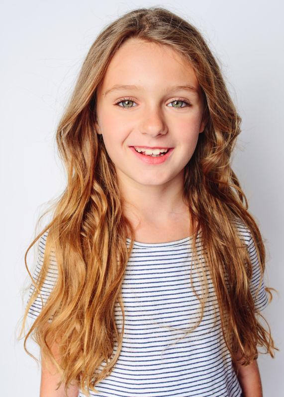 Madison Cluzel - Ny-kid