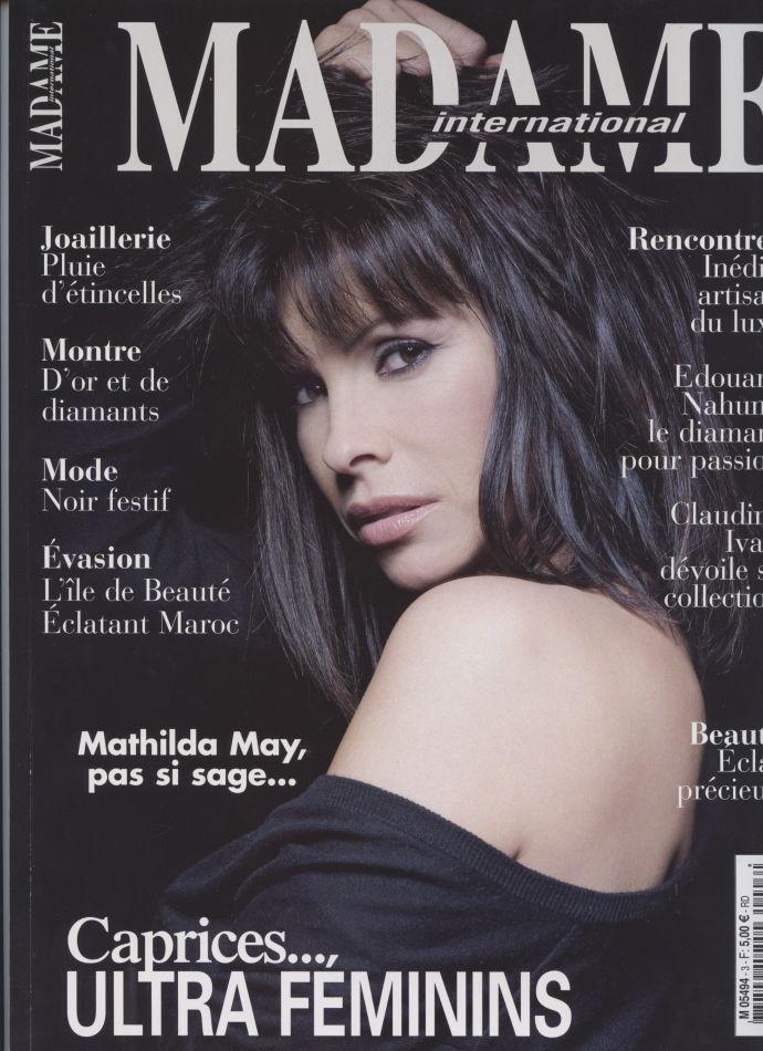 MATHILDA MAY - Celebrities (web)