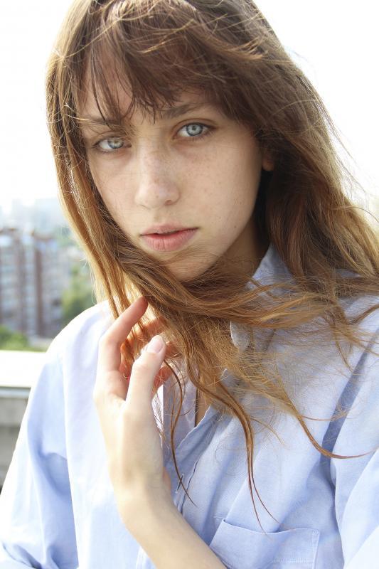 VALERIIA FEDORENKO - Future faces