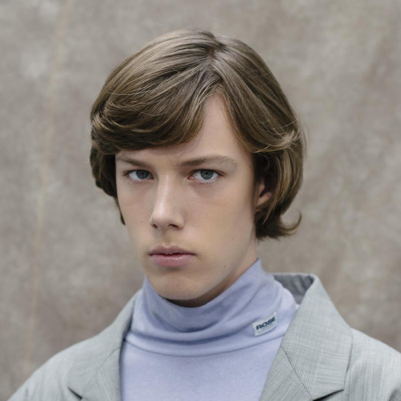 Vincent Holden - Men