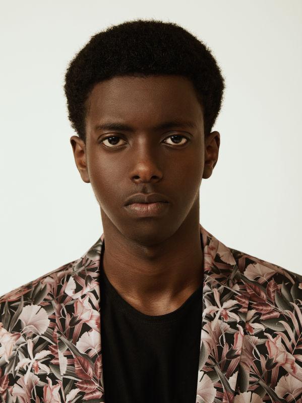 Ibrahim Mohamed - Men