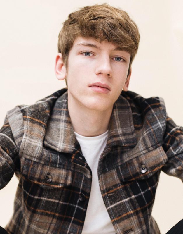 Jake Cooper - New faces men