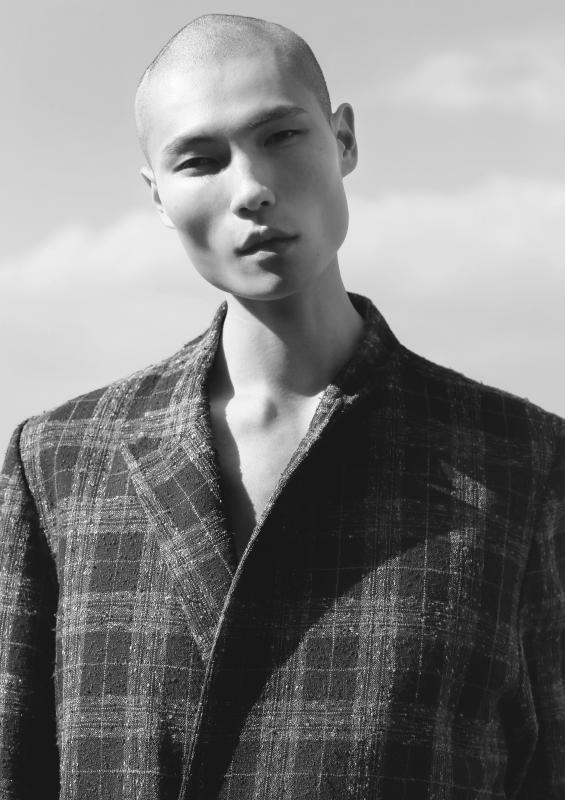 Jean Chang - New faces men