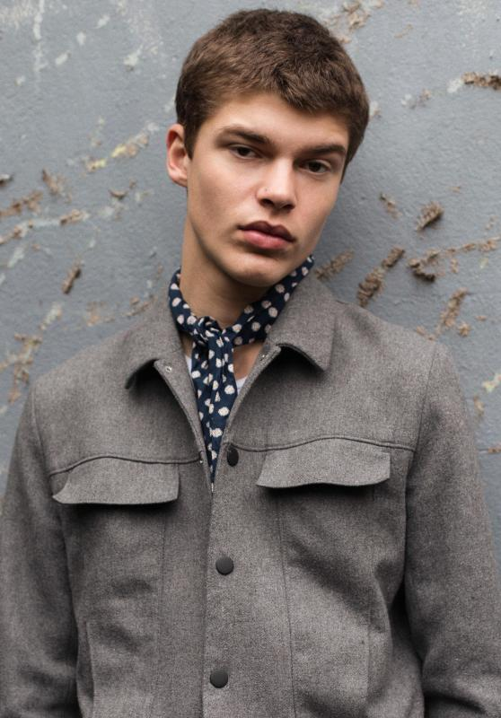 Arthur Laidlaw - New faces men