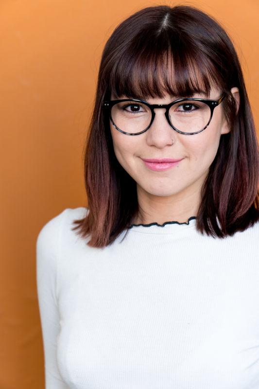 Dasha Kurbanova - La talent (website)
