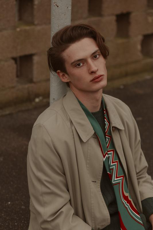 Kayden HESKETH - - new faces