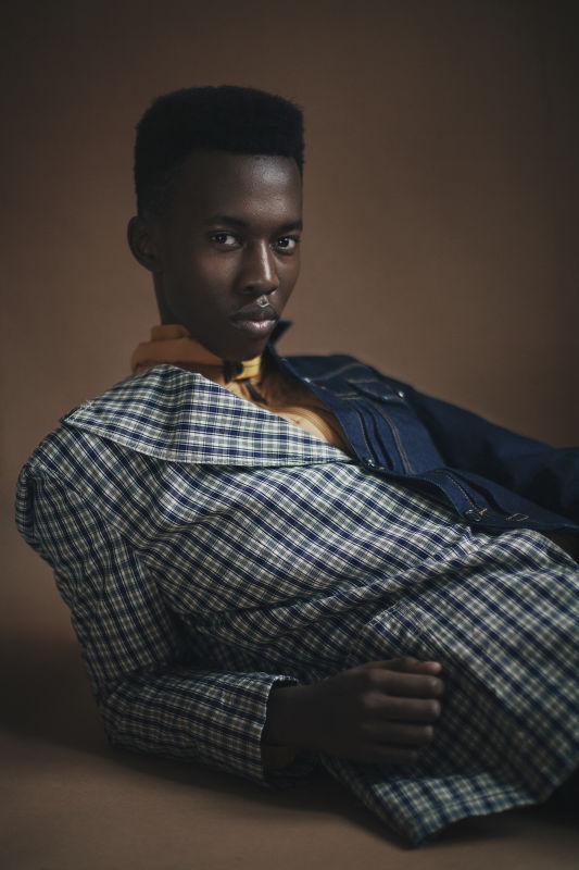 Toussaint Ishimwe - - new faces
