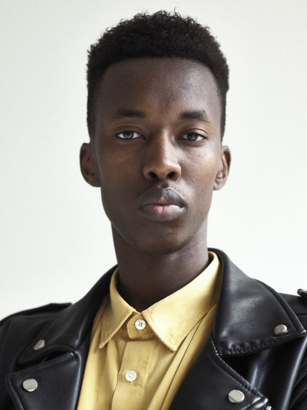 Toussaint Ishimwe - - new faces