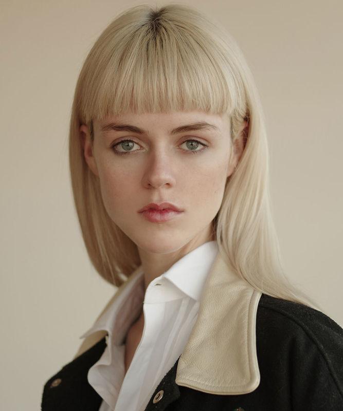 Kristen Paige - - new faces
