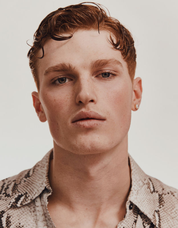 George Griffiths - - new faces