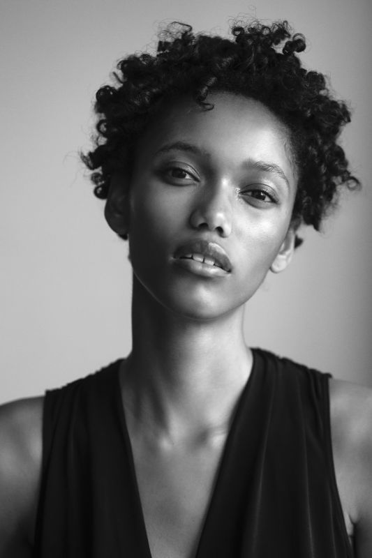 ASHANTI HILDRETH - - new faces