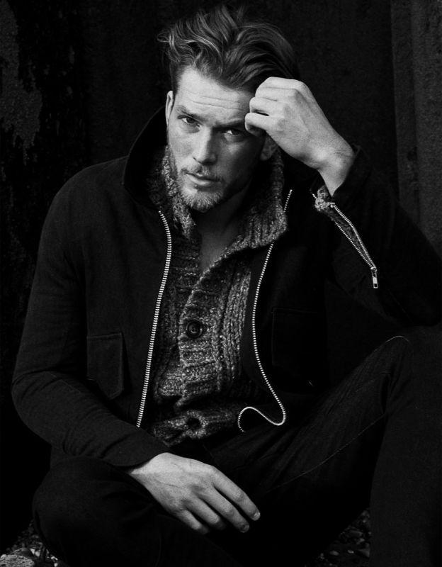 Lewis Burton - - models