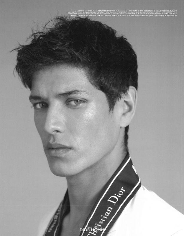 Aaron U.N.K.N.O.W.N - - models