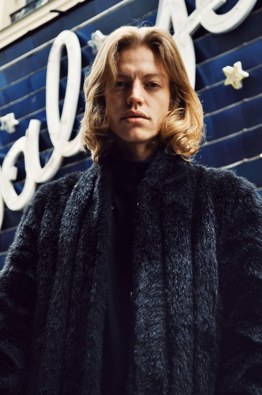 BRANDON ALASTAIR - - new faces