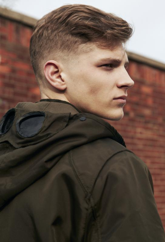 Connor Jackson - - new faces