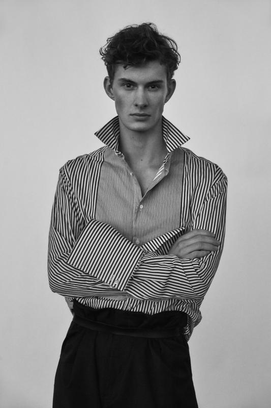 Jonas Palmhoj - - new faces