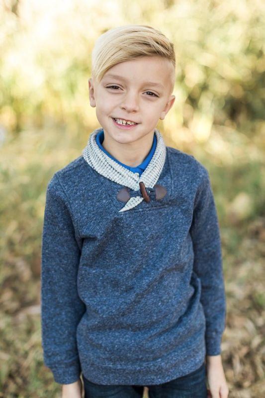 Quinn Ritts - Sf youth boy