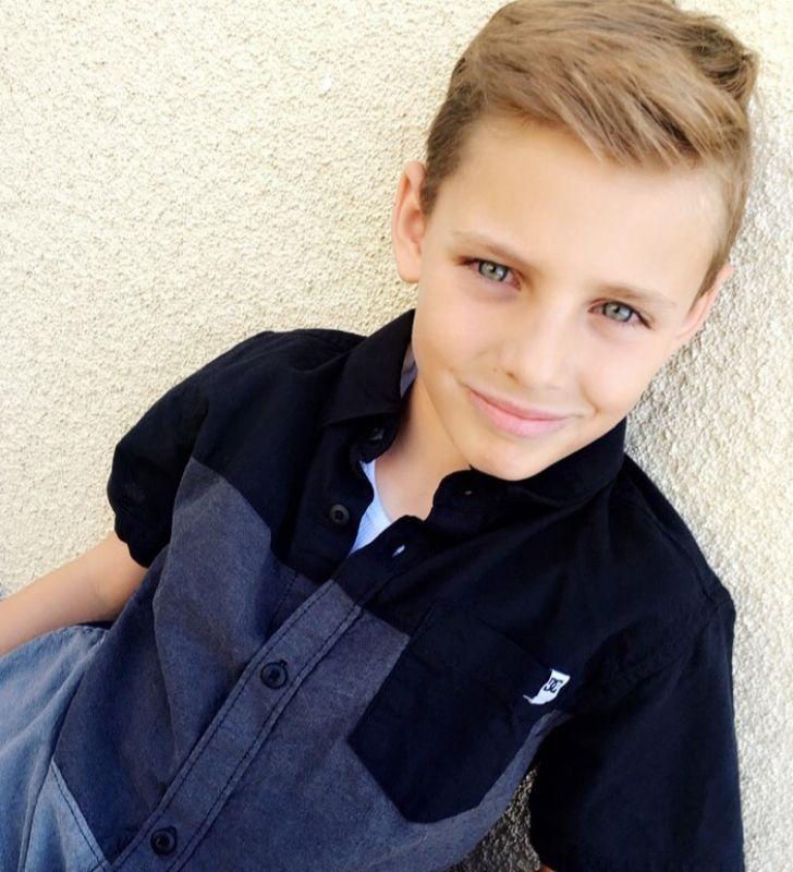 Evan Trejo - Sf youth boy