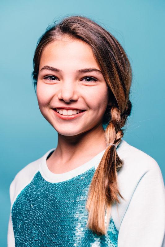 Seren Rose Gailmard - Sf youth girl