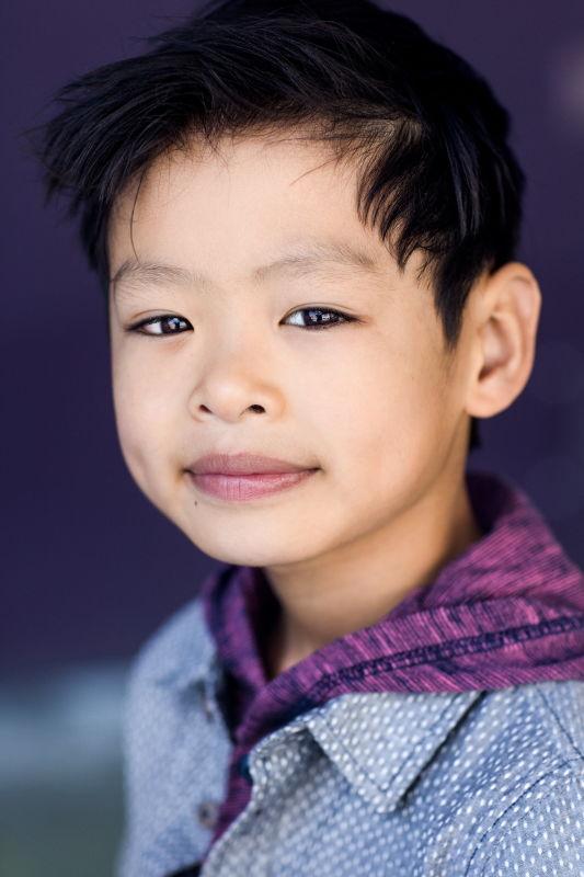 Jaxon Lew - Sf youth boy