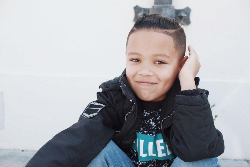 Anthony Bender - Sf youth boy