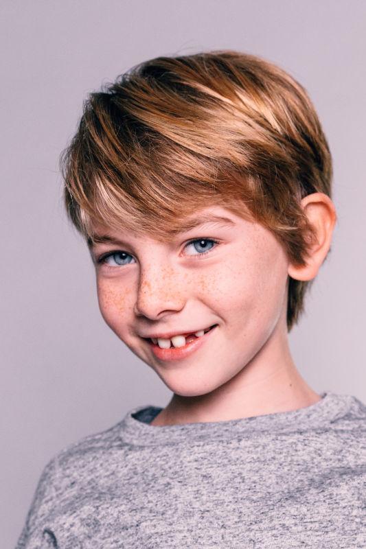 Kian Abrams - Sf youth boy