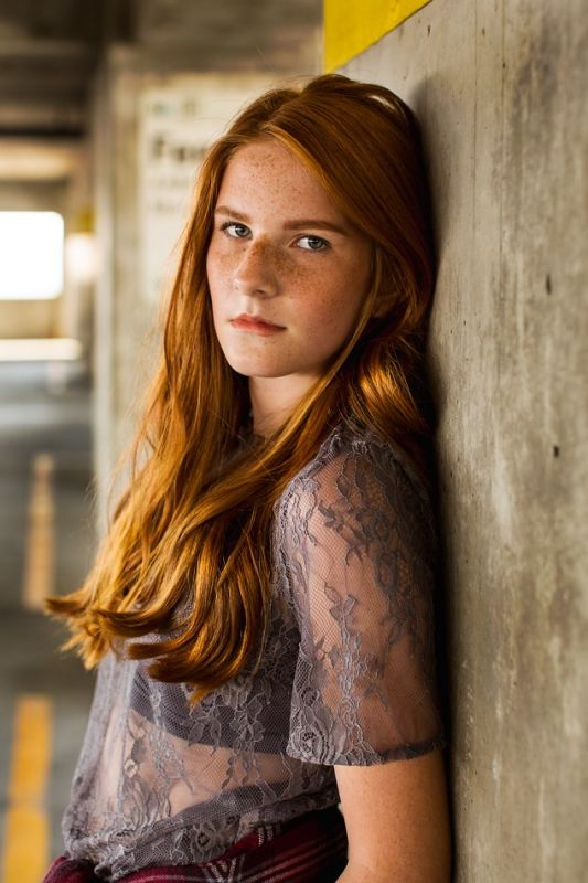 Alexandra Swanson - Sf teen girl