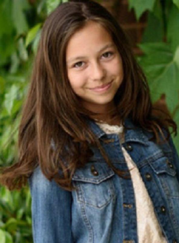 Rileigh Erickson - Sf teen girl