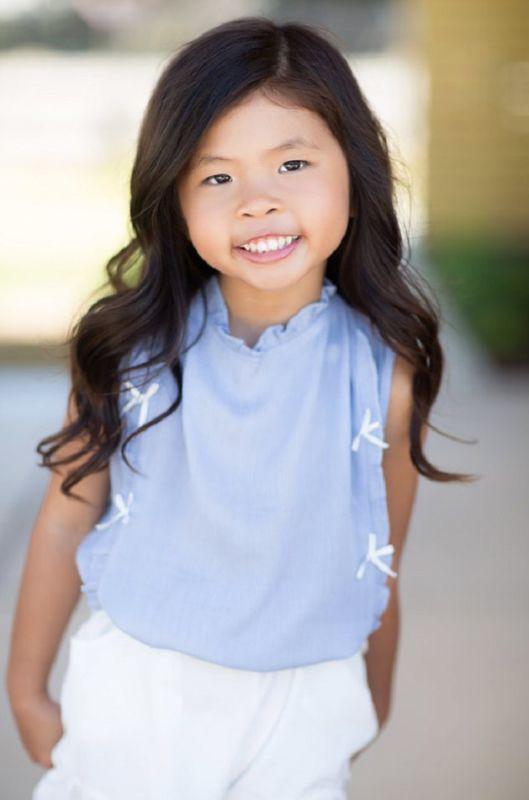 Peyton Nguyen - Sf youth girl