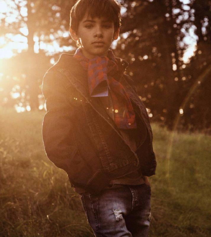 ANDREW REGAN - Sf youth boy