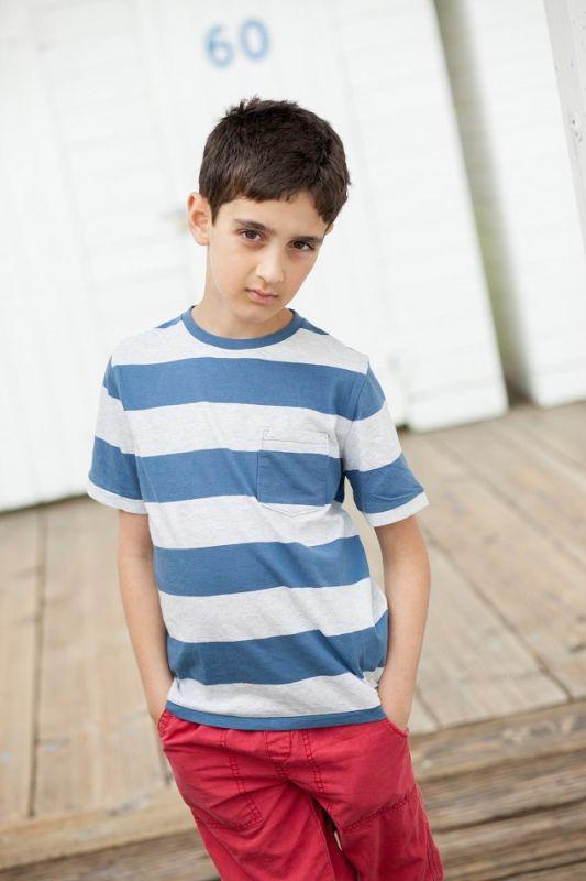 Garen Gouloomian - Sf youth boy