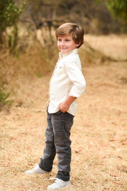 Greysen Calvert - Sf youth boy