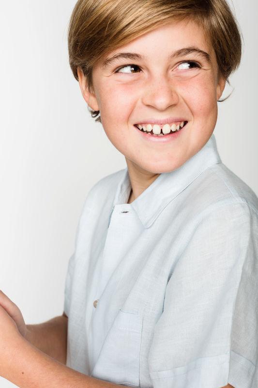 Charlie Taylor - Sf youth boy