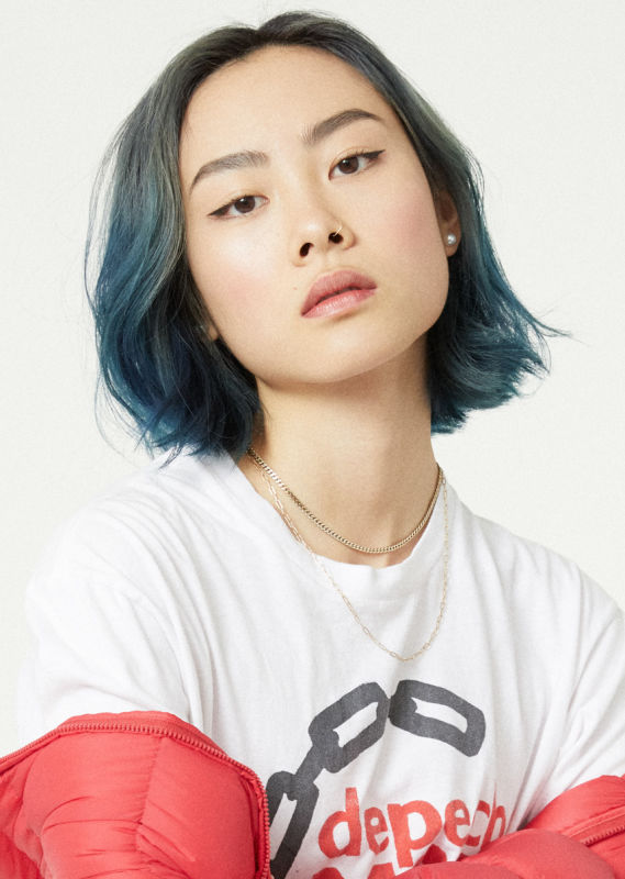 Xin Yu - Sf w new faces