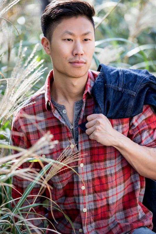 Alan Chen - Lifestyle men